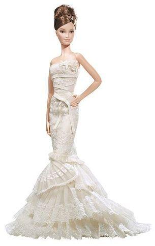 barbie belle robe ( trouver sur le net )